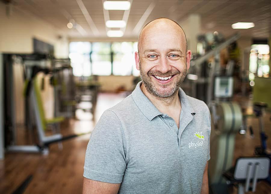 Thomas Zahnleiter Physiotherapeut Heilpraktiker