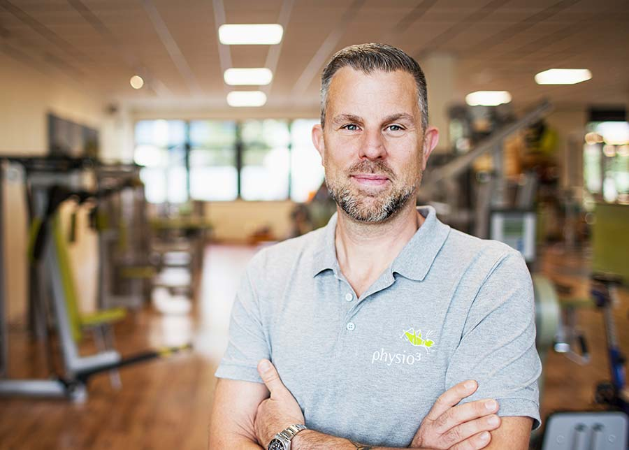 Tom Fuchs Physiotherapeut Heilpraktiker